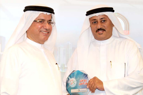 The Kanoo Group extends support for abu Dhabi Industry award